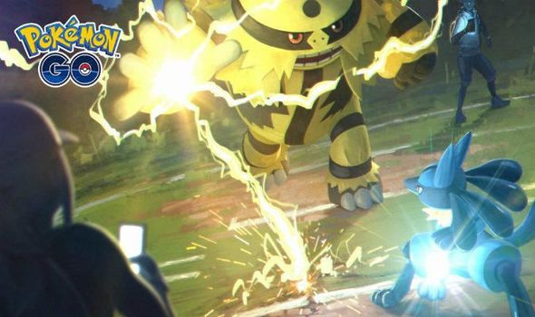 Pokemon GO: lotte tra allenatori disponibili!