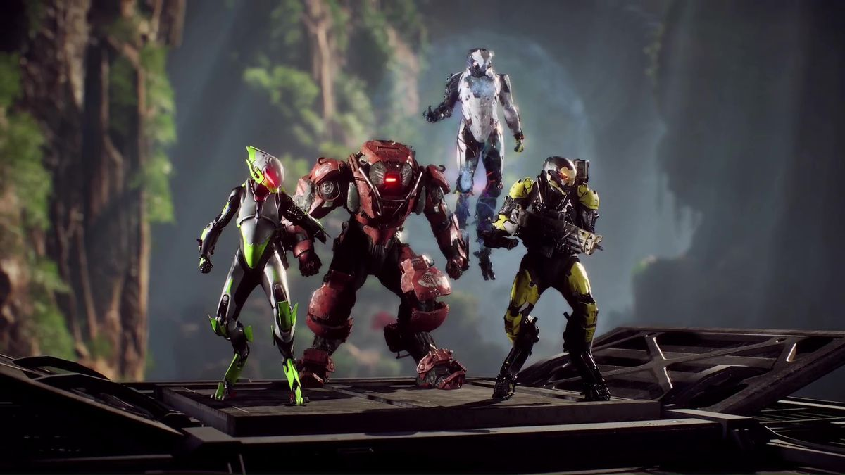 Anthem, new info on the demo [ENG]