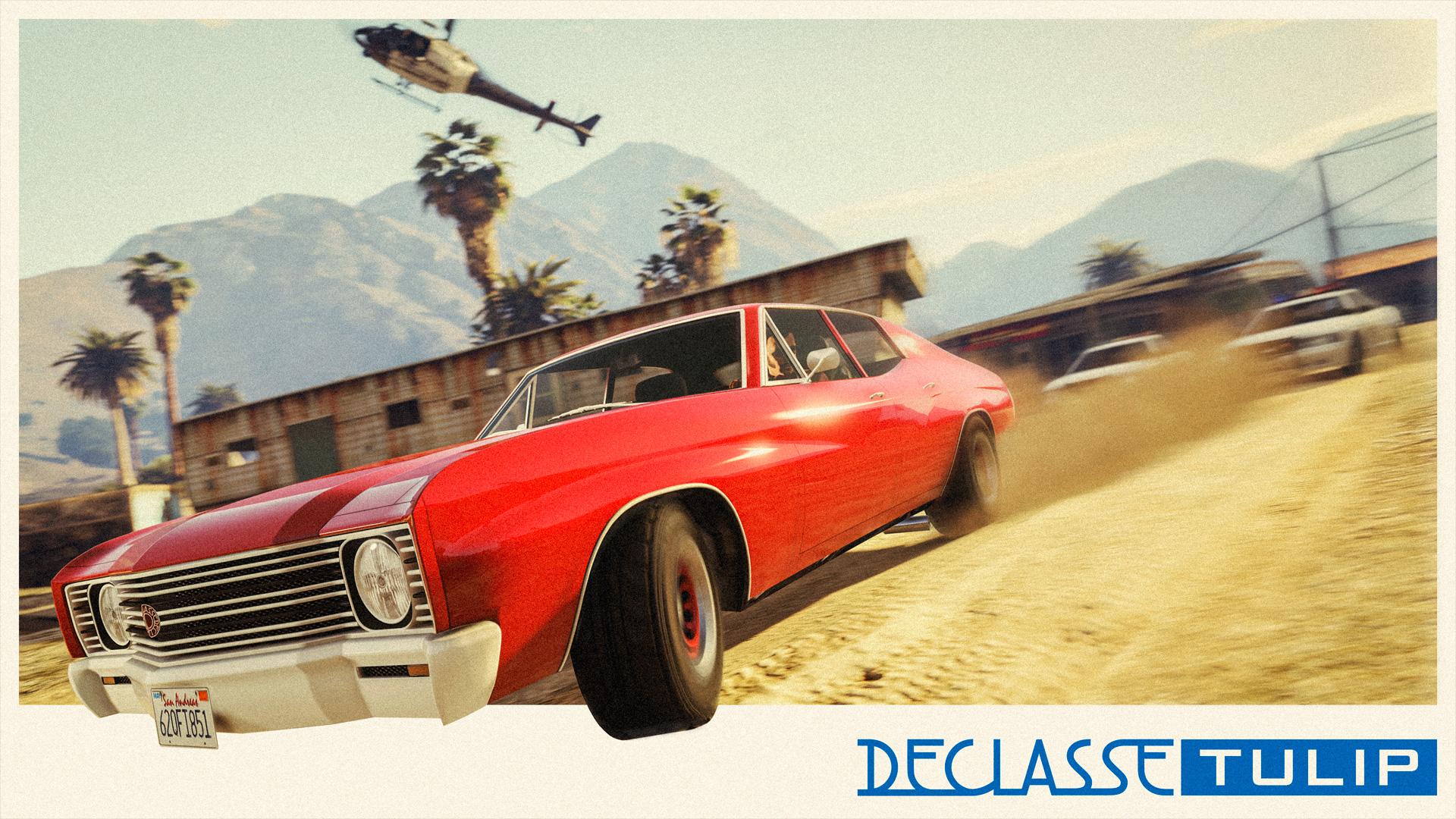 Grand Theft Auto online: nuove modalità a soldi doppi, e molte altre novità