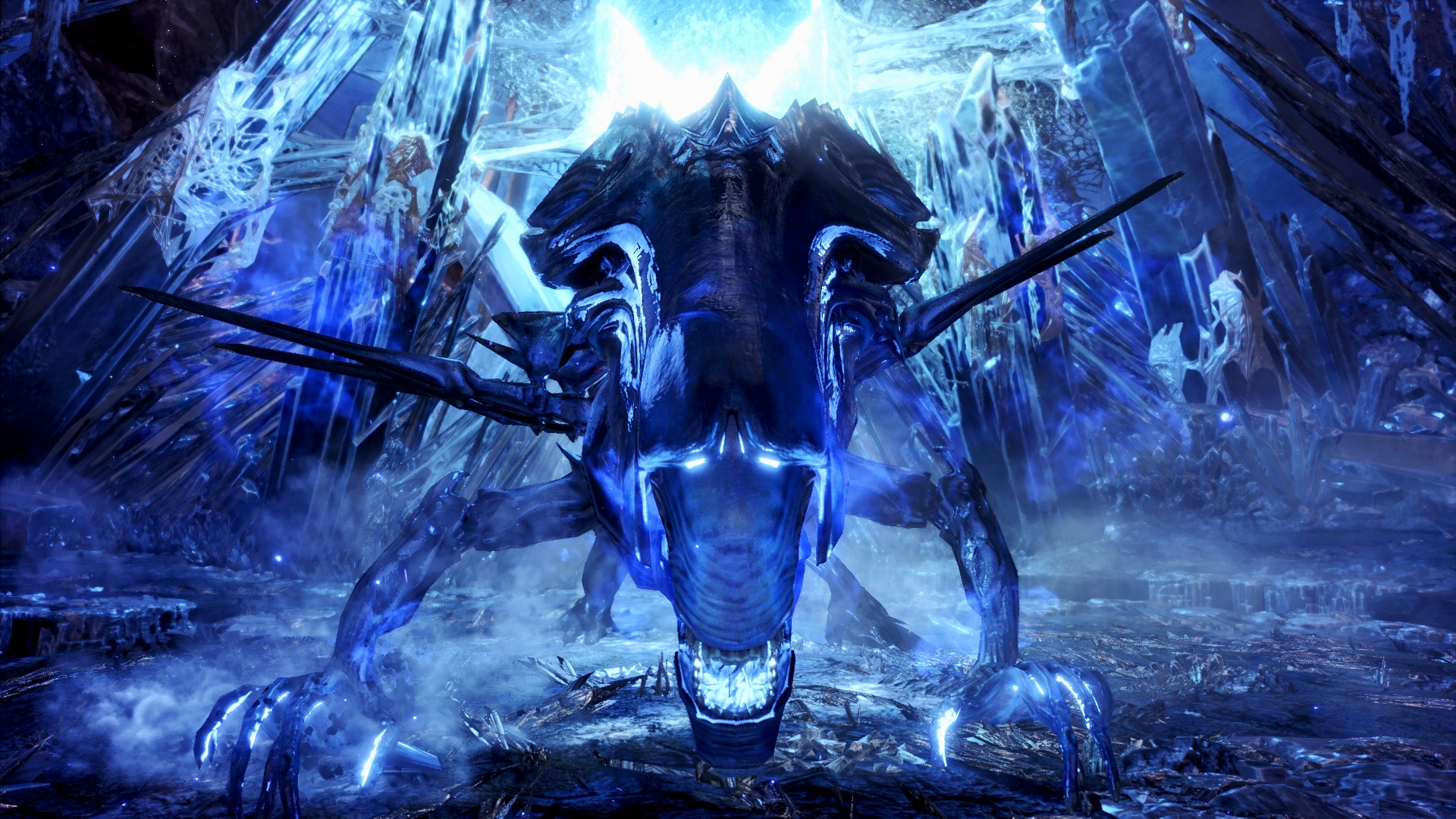 Monster Hunter: World. Ora si può combattere contro la regina Xenomorph