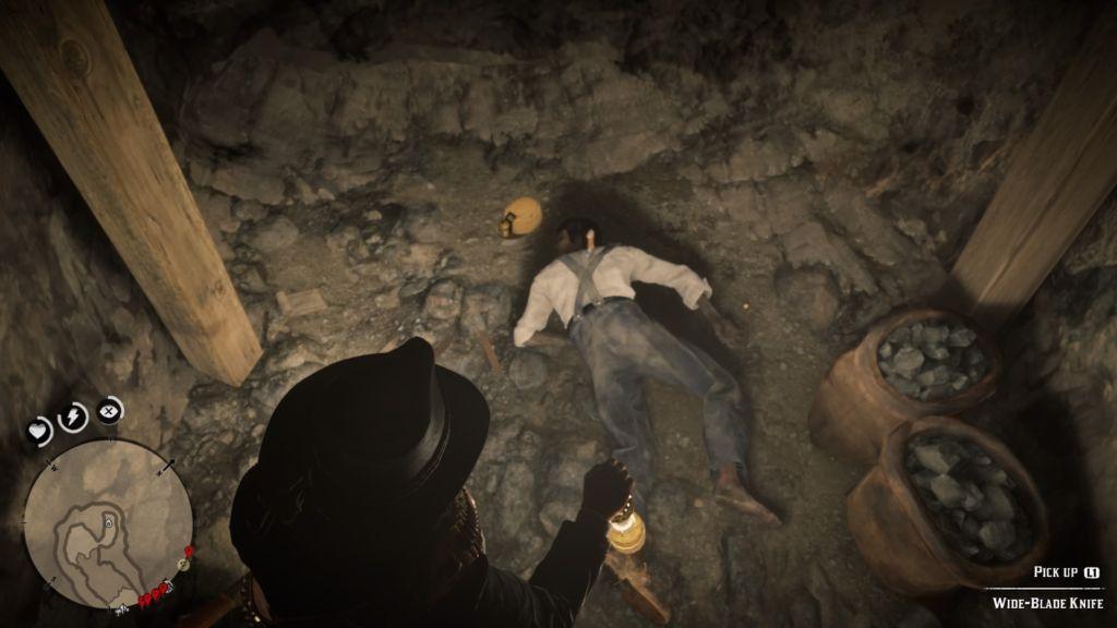 Red Dead Redempion 2: dove trovare l'elmo da minatore ed il coltello d'osso