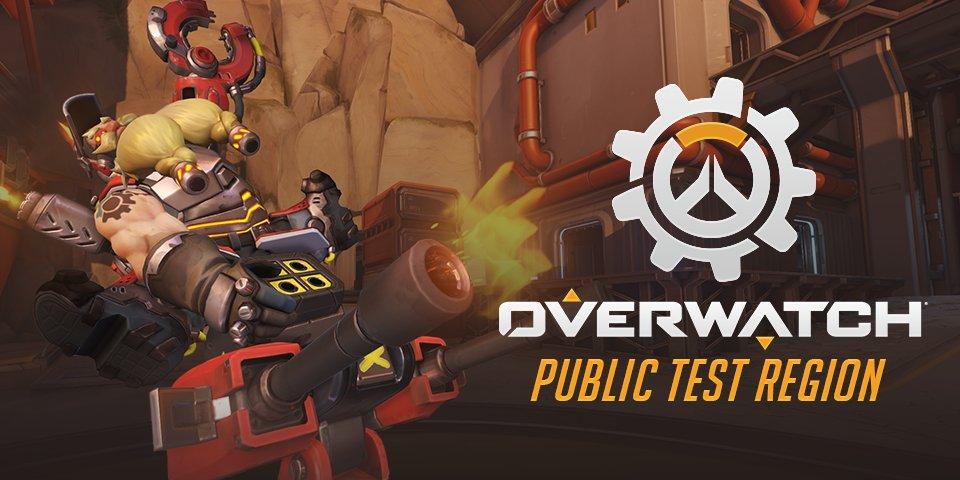 Overwatch: Nuovo aggiornamento al PTR!