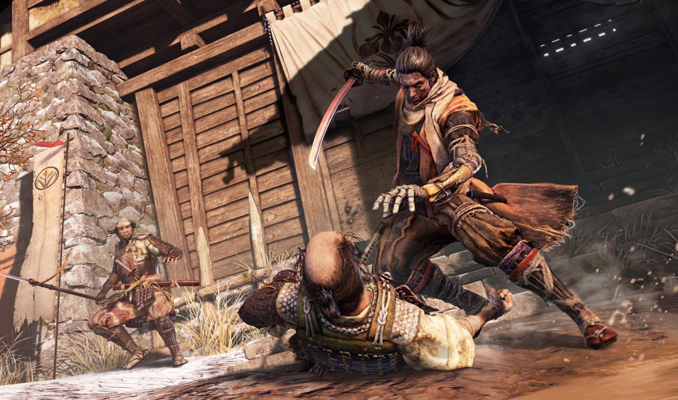 I boss saranno diversi dagli altri giochi della From in Sekiro: Shadow Die Twice