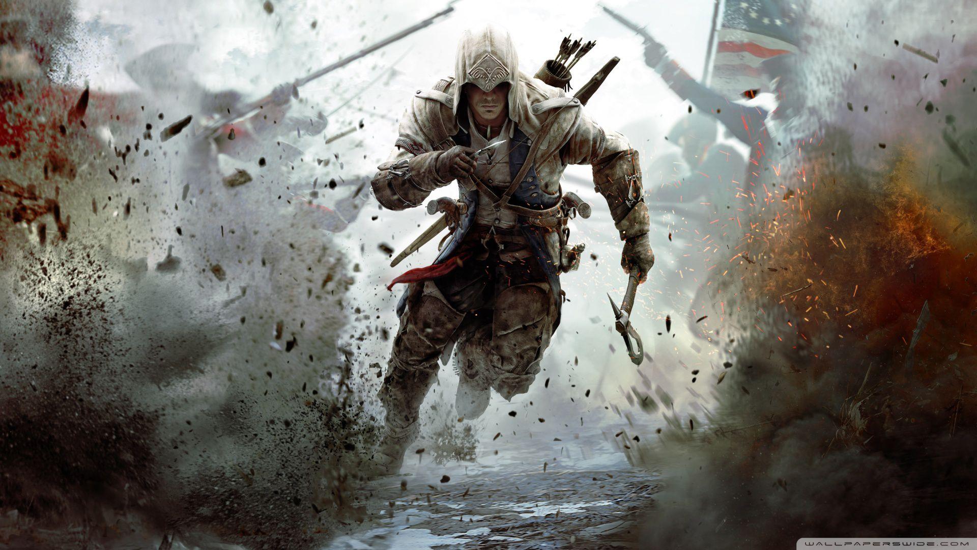 La remastered di Assassin's Creed 3 uscirà anche su Switch