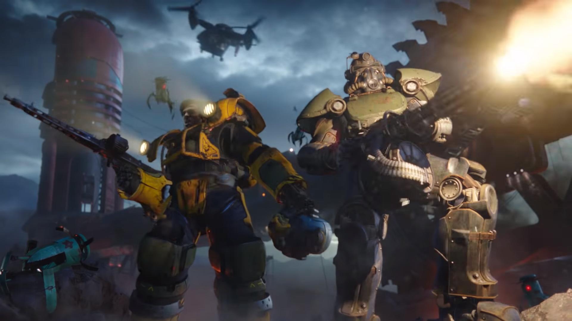 Fallout 76: non sarà un Free To Play, smentite le ipotesi al riguardo.