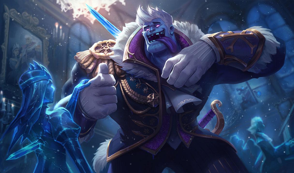 League of Legends i giocatori hanno ancora 1 giorno per ottenere gli Snowdown Tokens