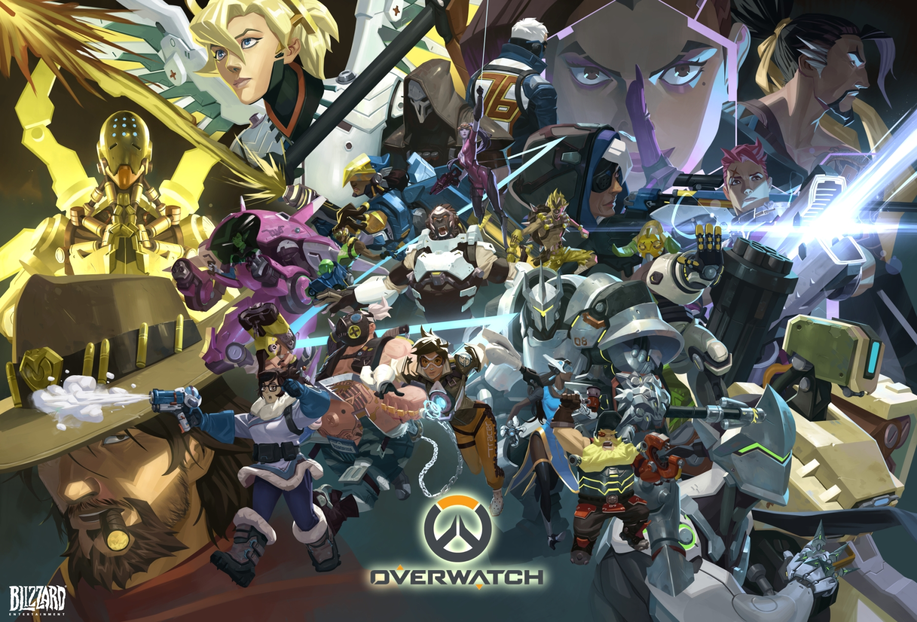 overwatch: free to play nel 2019?