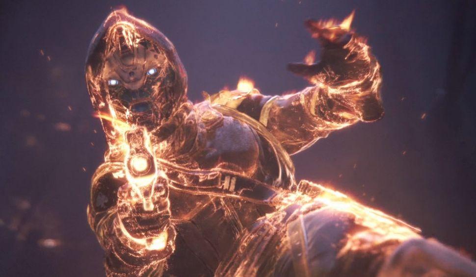 Destiny 2: Black Armory svelati i perk dell'Ultima Parola e la questline esotica