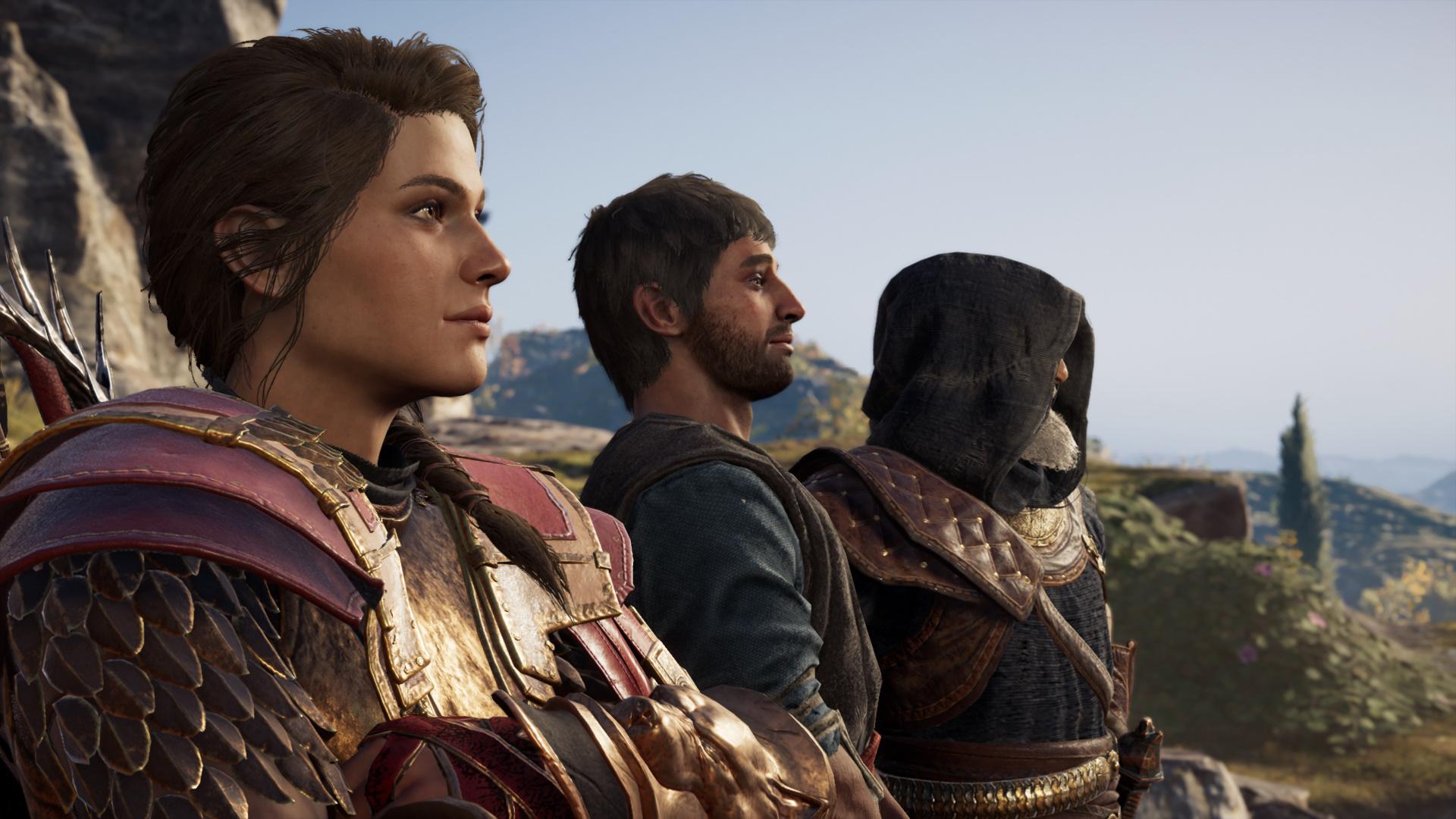La nuova Patch di Assassin's Creed Odyssey riconfigura scene e dialoghi del DLC controverso.