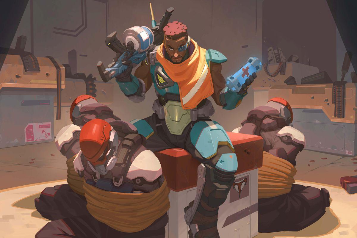 Overwatch: svelato il nuovo eroe, Baptiste.