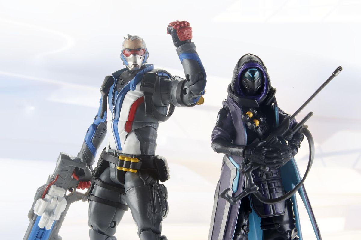 Overwatch: presto arriveranno le Action Figure.