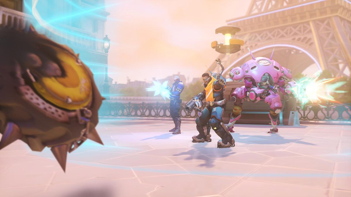 Ecco cosa può fare Baptiste, il nuovo eroe di Overwatch.