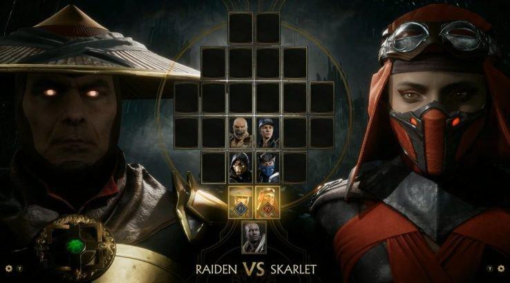 Steam si fa sfuggire la lista dei personaggi giocabili in Mortal Kombat 11