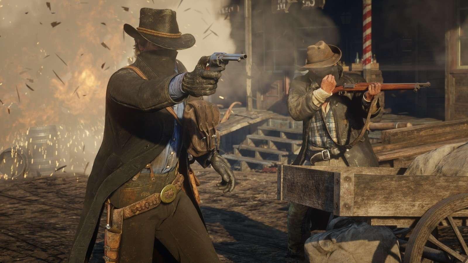 """Red Dead Online: novità sul """"grosso"""" aggiornamento."""