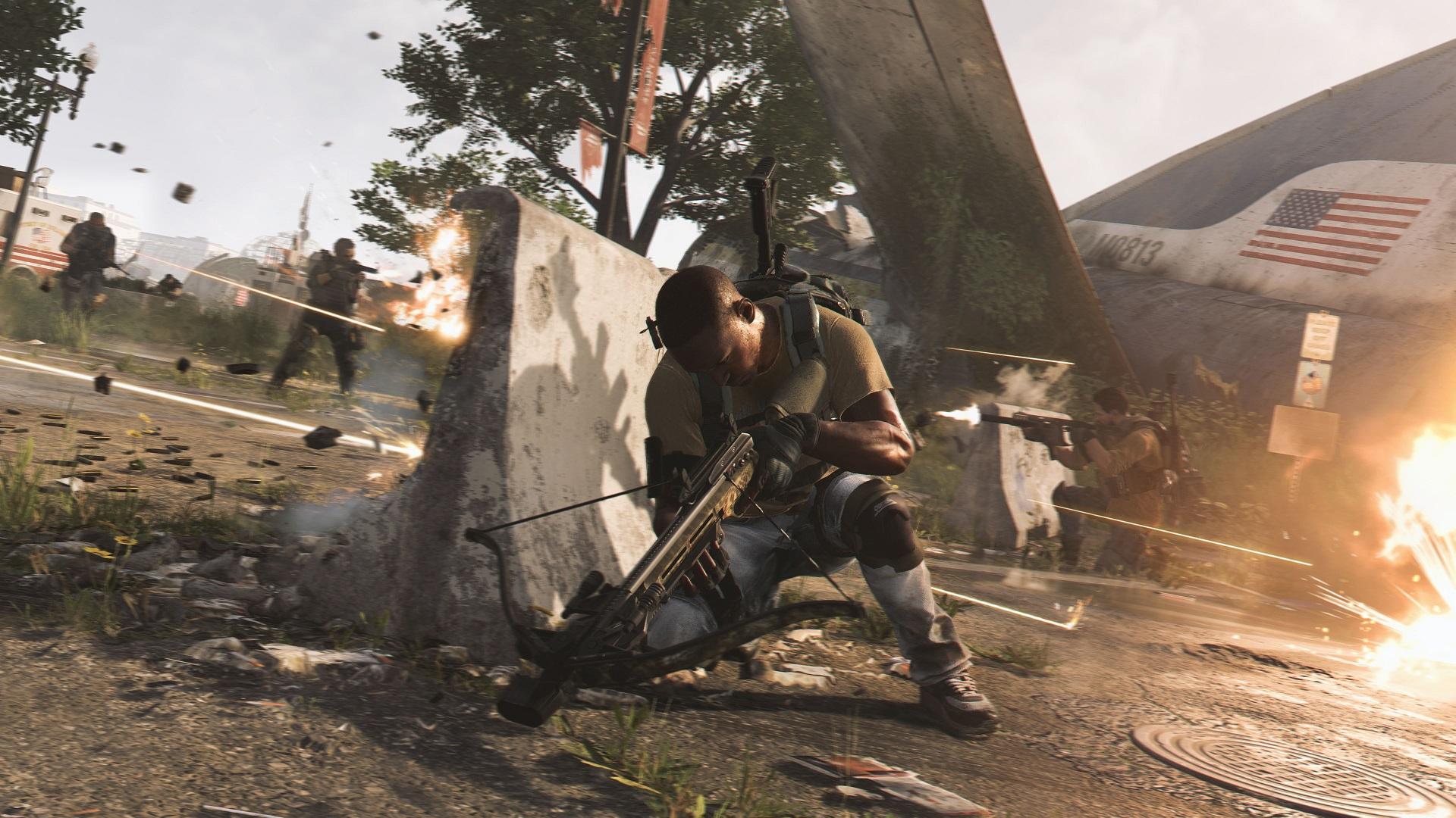 The division 2: Open-beta e trailer dell'Endgame.