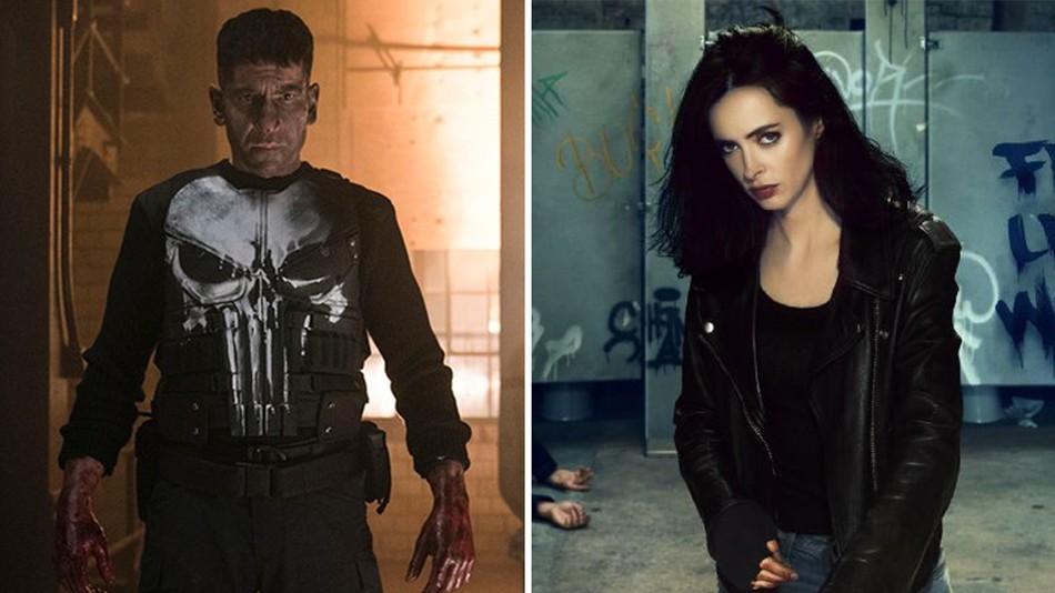 Netflix: The Punisher e Jessica Jones cancellati, ma Marvel da speranze per il futuro.