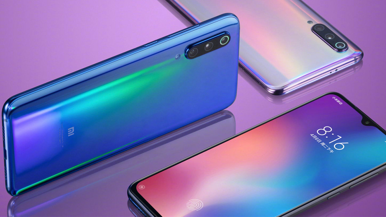 Xiaomi Mi9: uno dei migliori top gamma 2019.