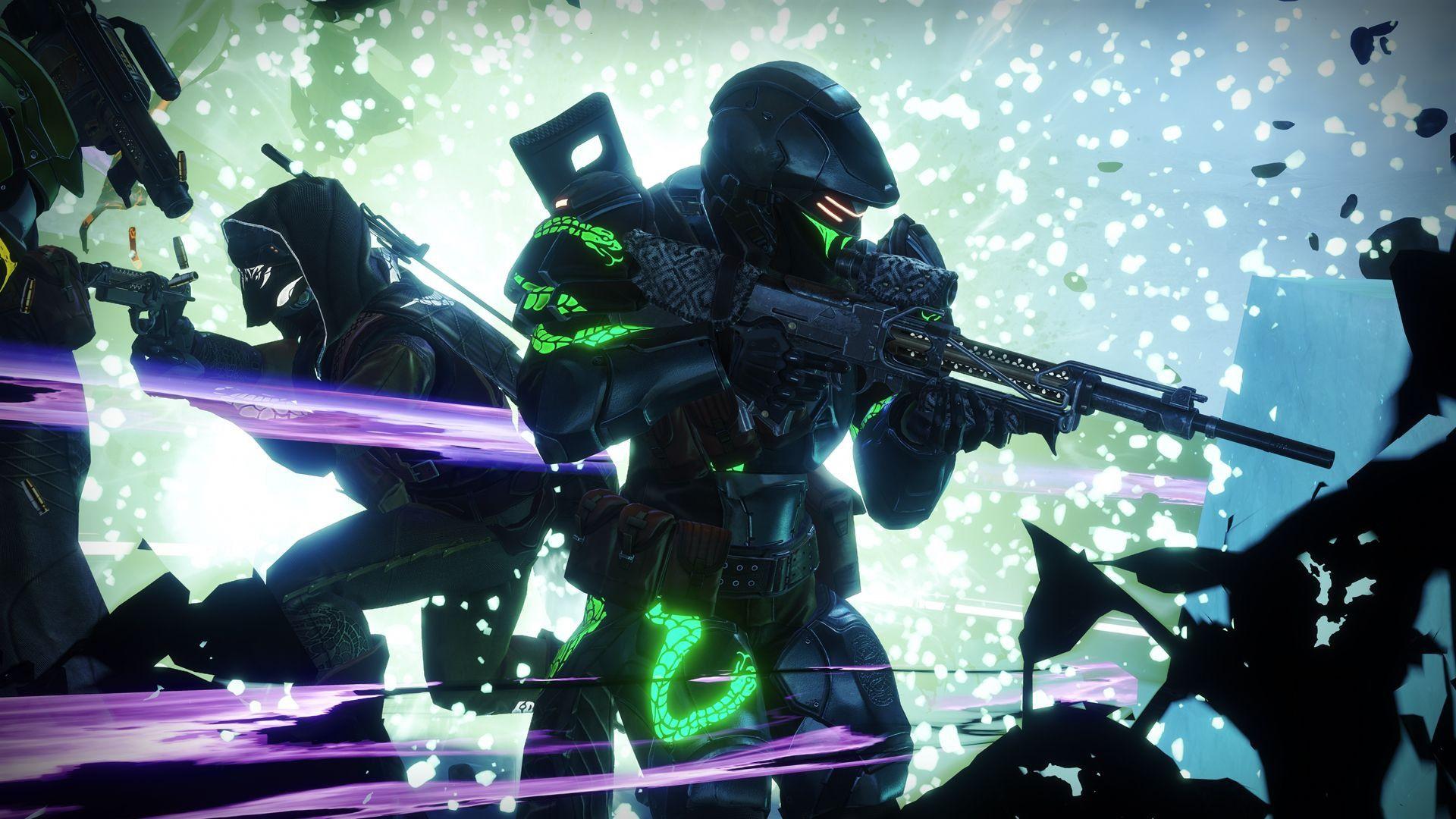Questa breve storia oscura di Destiny 2 sembra essere collegata ad un Destiny 3.