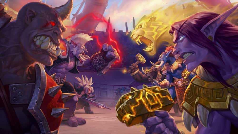 Heartstone: annunciati gli aggiornamenti dell' Anno Del Drago.