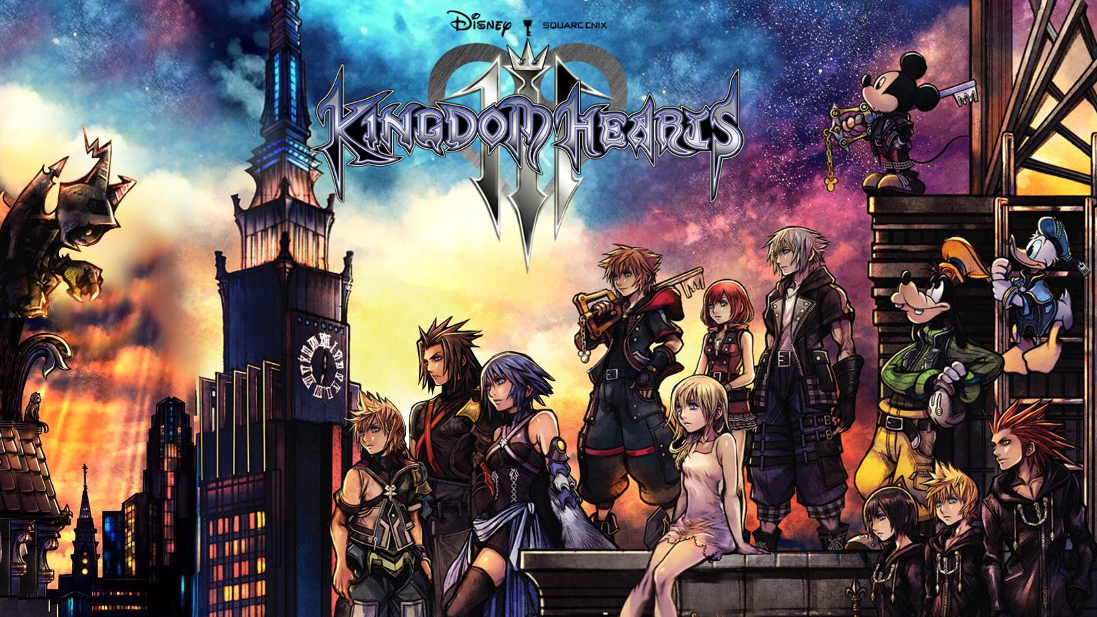 Recensione Kingdom Hearts 3