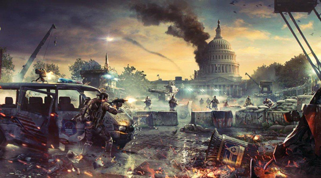 The Division 2: già giocabile su Xbox One.